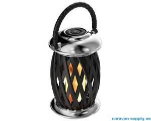 Bilde av Lampe Ignis flammelampe LED stål