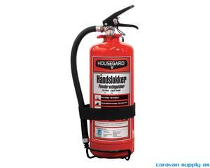 Bilde av Brannslukningsapparat Housegard 2kg ABC-pulver