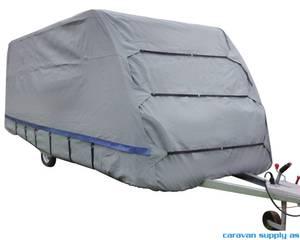 Bilde av Trekk til campingvogn Wintertime L710xB250xH220